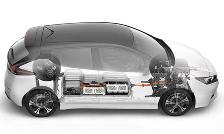 รถยนต์พลังงานไฟฟ้า มีเสียงที่เงียบกว่า