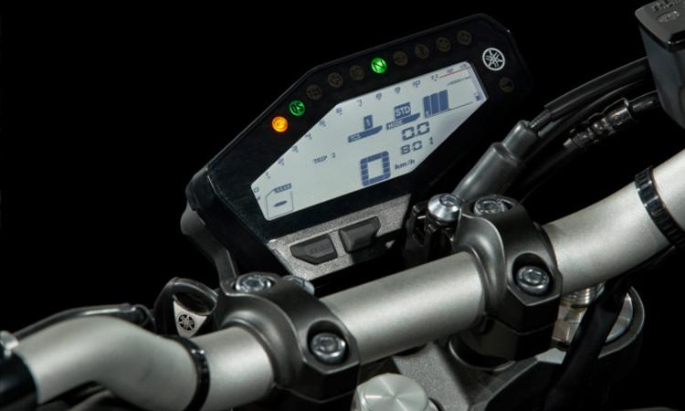 เรือนไมล์ Yamaha MT-09