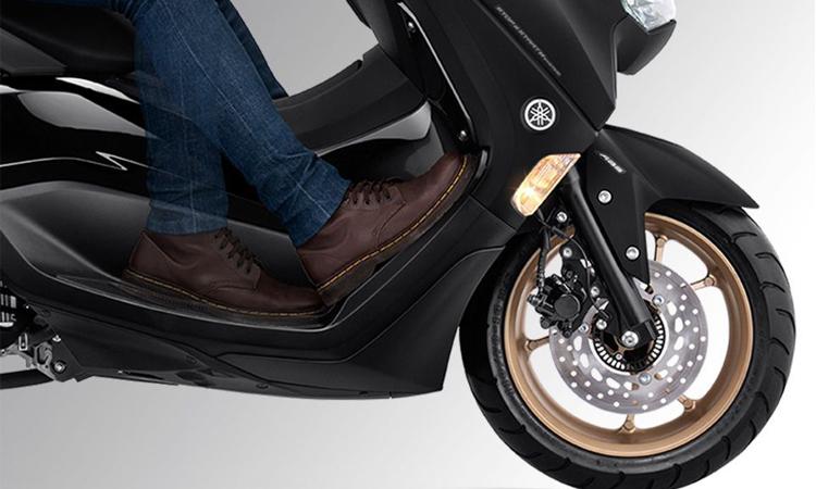 ที่พักเท้า Yamaha Nmax 155