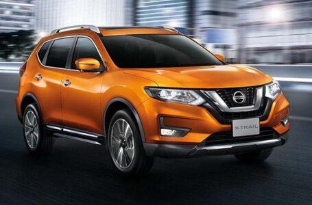 ราคา ตารางผ่อนดาวน์ Nissan X-Trail