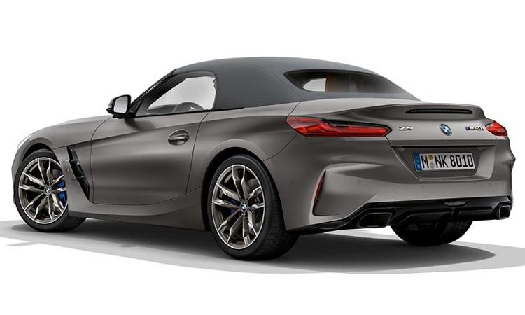 การออกแบบ BMW Z4