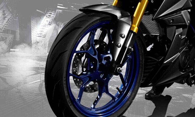 ล้อแม็ก Yamaha M-SLAZ