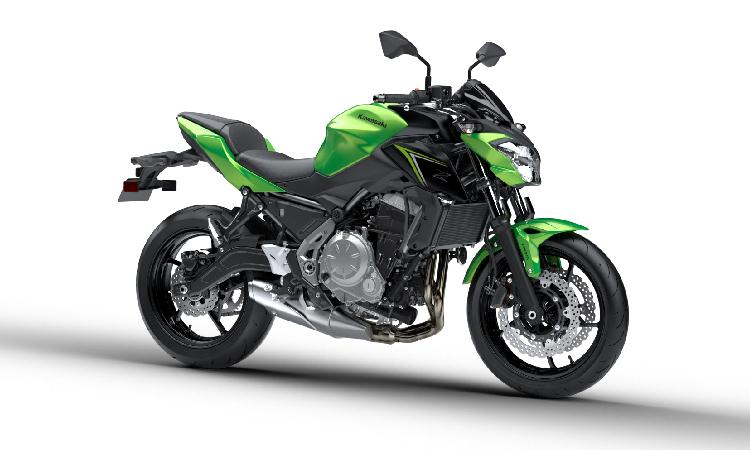 ราคา ตารางผ่อนดาวน์ Kawasaki Z650 ABS