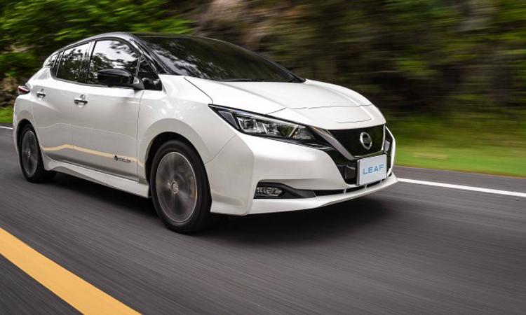 รถยนต์พลังงานไฟฟ้า มีอัตราการเร่งที่ดี ไม่หน่วง