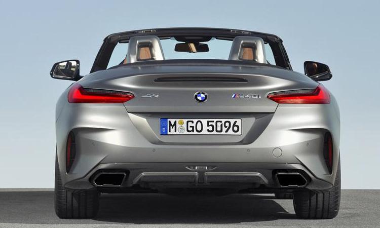 ท้าย BMW Z4