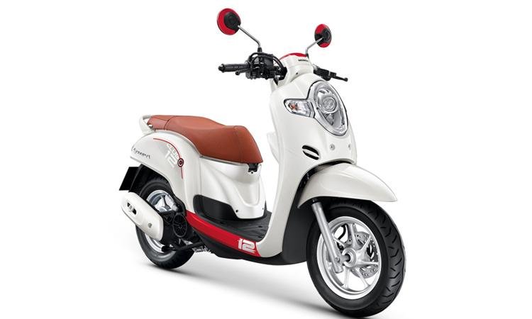 Honda Scoopy i Urban team