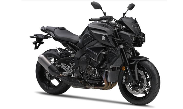 Yamaha MT-10 สี Teach Black