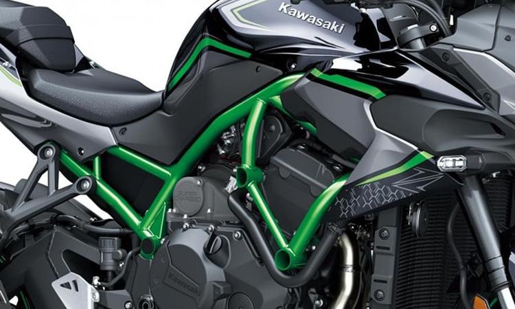 ตัวถัง Kawasaki Z H2