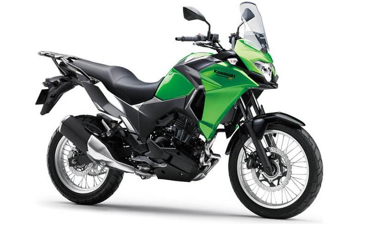 สีตัวถัง Kawasaki Versys-X 300