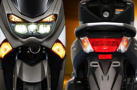 ราคา ตารางผ่อนดาวน์ Yamaha Nmax 155
