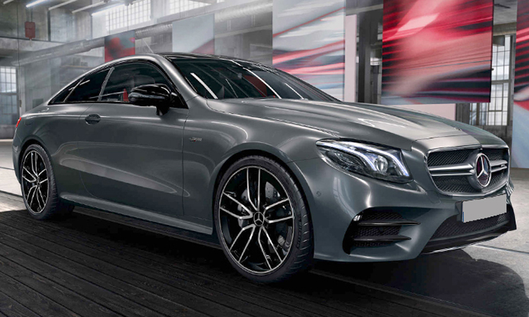 AMG E53 Coupe' 4MATIC+