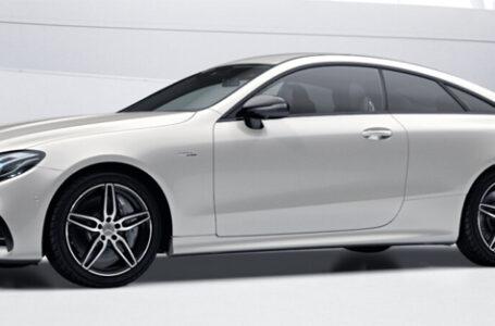 ราคา ตารางผ่อนดาวน์ Mercedes-AMG E 53 Coupe' 4MATIC+