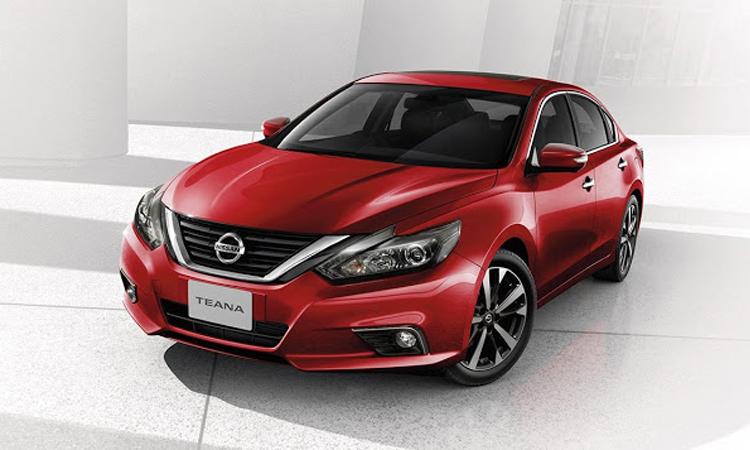 Nissan Teana Minorchange