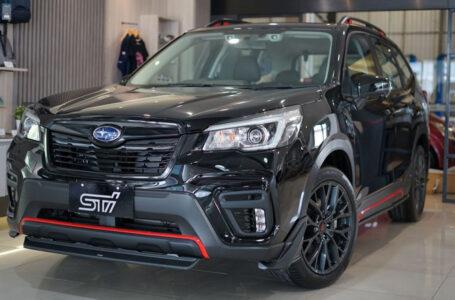 Subaru Forester 2020 กับชุดแต่ง STI