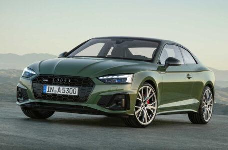ราคา ตารางผ่อนดาวน์ Audi A5 Coupe'2020