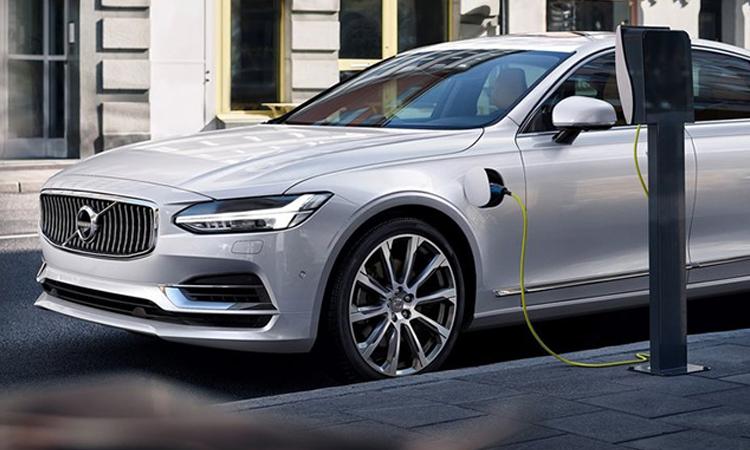 Volvo S90 T8 Plug-in Hybrid