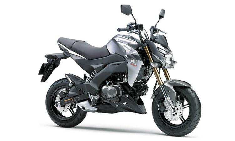 Kawasaki Z125/Z125PRO