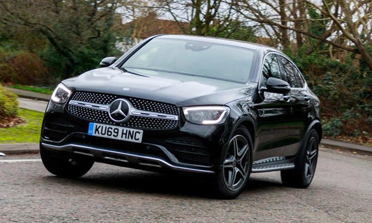 Mercedes-Benz GLC 300e Coupe'