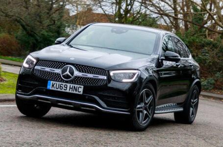 ราคา ตารางผ่อนดาวน์ Mercedes-Benz GLC 300e Coupe'