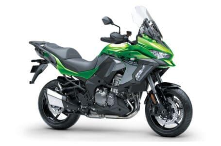 ราคา ตารางผ่อนดาวน์ Kawasaki Versys 1000 SE