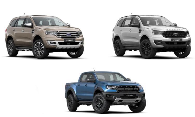 Ford Everest ทุกรุ่น ที่ดาวน์ 35% ผ่อนนาน 84 เดือน