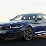 BMW 5-Series 2021 พร้อมดีไซน์ที่เฉียบคม