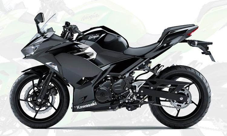 ราคา ตารางผ่อนดาวน์ Kawasaki Ninja 250