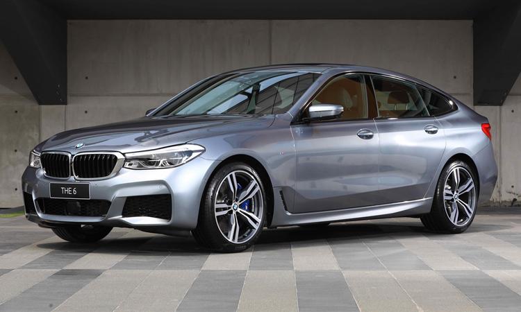 ราคา ตารางผ่อนดาวน์ BMW 630i GT M Sport