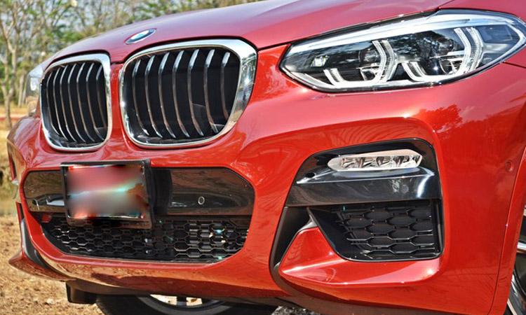 กระจังหน้า BMW X4 xDrive20d M Sport X