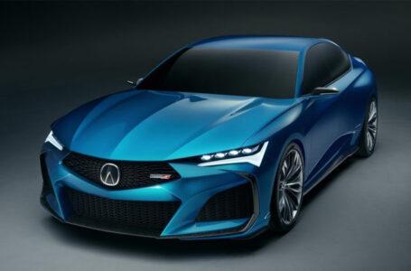 Acura TLX 2020 ราคา 1,114,000 บาท