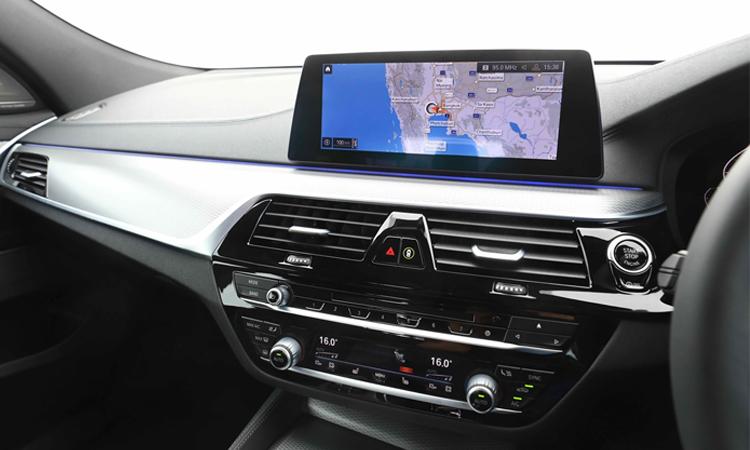 จอกลาง BMW 630i GT M Sport