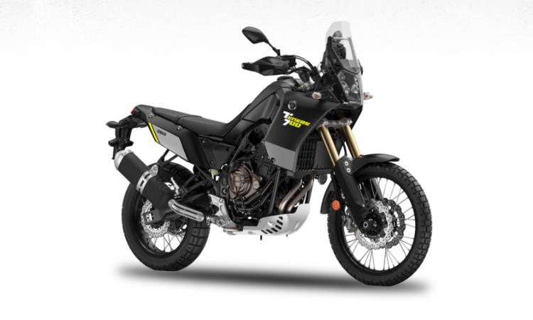 Yamaha Tenere 700 สีดำ