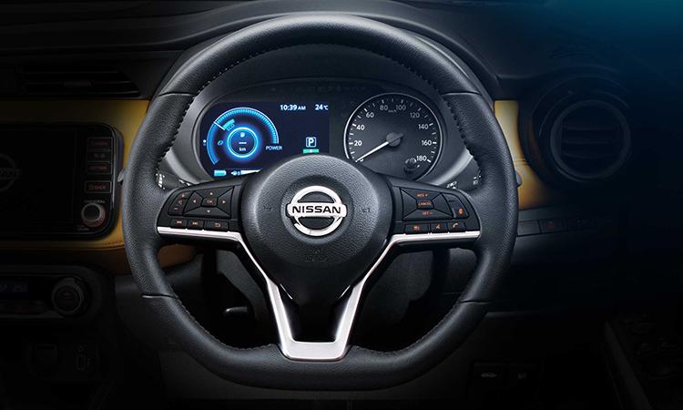พวงมาลัย Nissan KICKS e-POWER