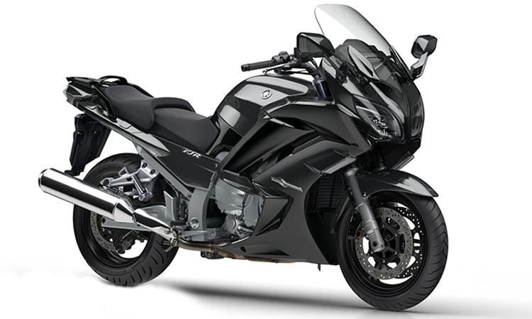 Yamaha FJR1300A สีดำ