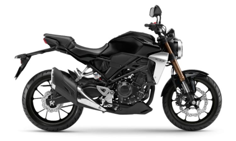 Honda CB300R สี ดำ