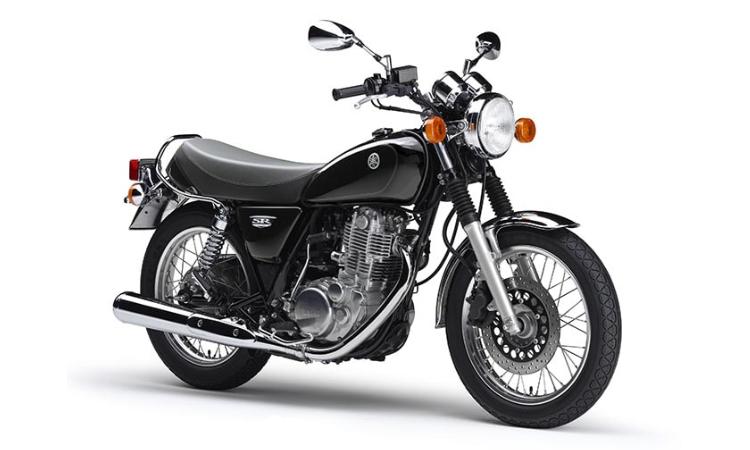 ตาราง ราคาผ่อนดาวน์ Yamaha SR400