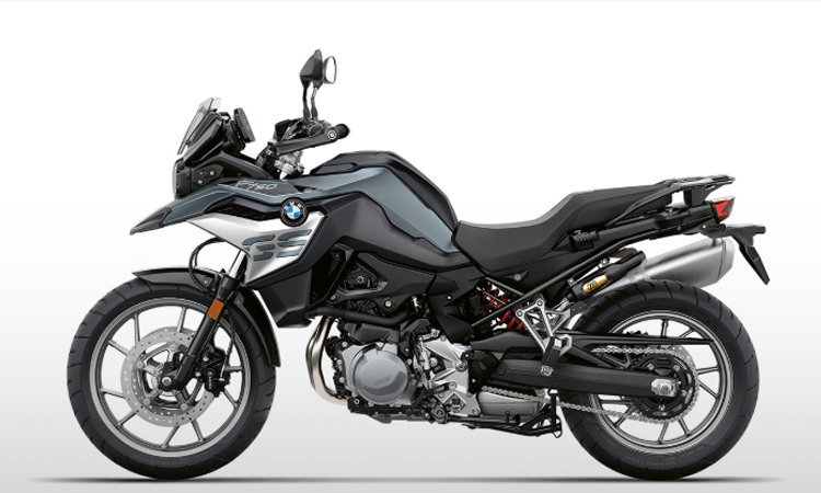BMW F750 GS สี Style Exclusive
