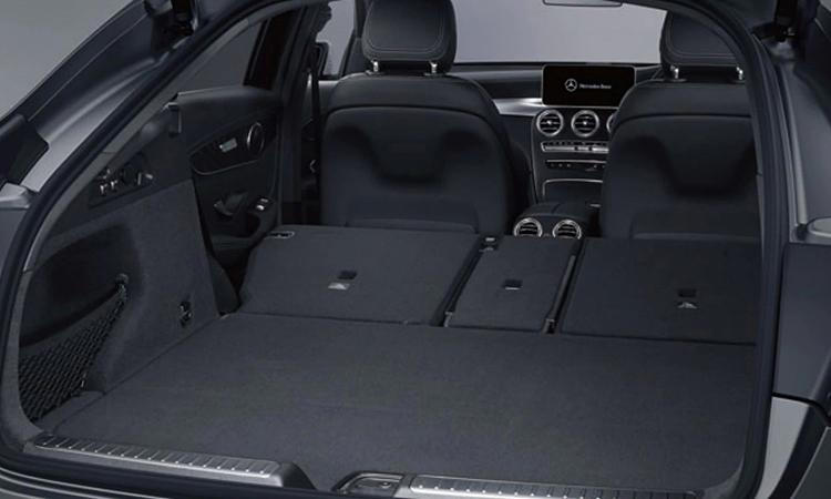 บาะหลังพับได้ Mercedes-Benz GLC 300e Coupe'