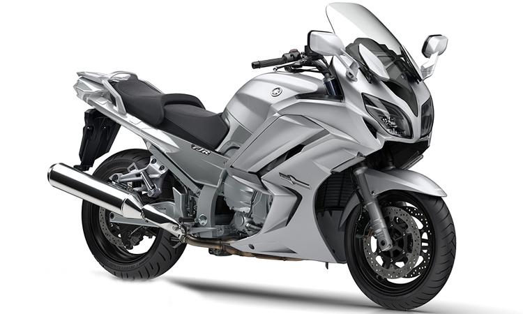 Yamaha FJR1300A สีขาว