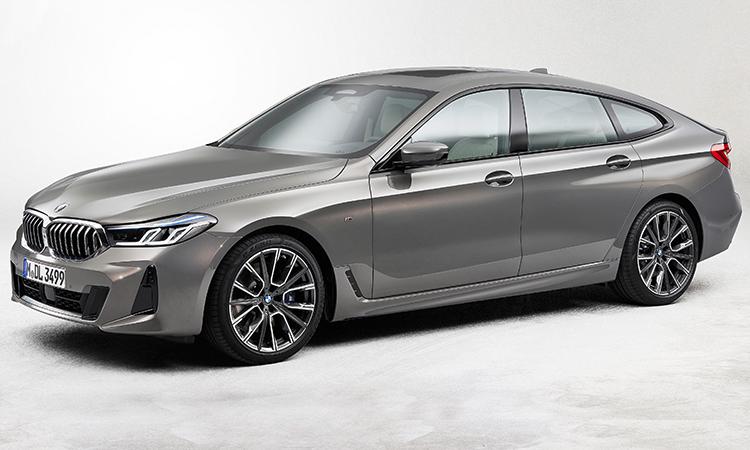 ระบบความปลอดภัย BMW 630i GT M Sport