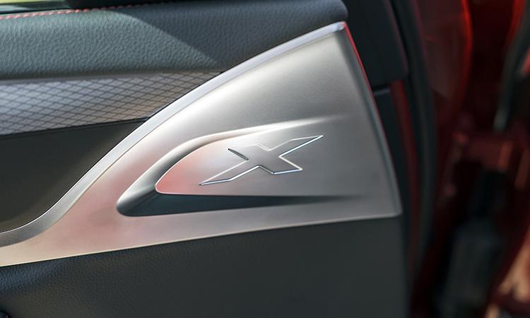 ัสัญลักษณ์ BMW X4 xDrive20d M Sport X