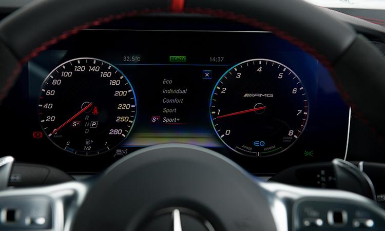 เรือนไมล์ AMG E53 Coupe' 4MATIC+