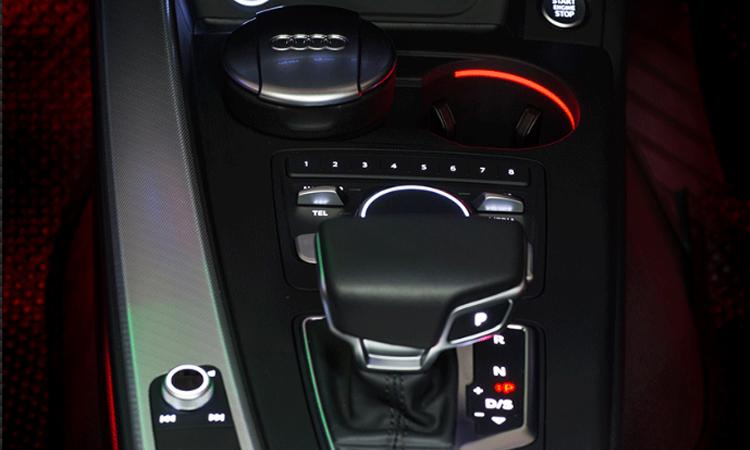 เกียร์ Audi A5 Coupé