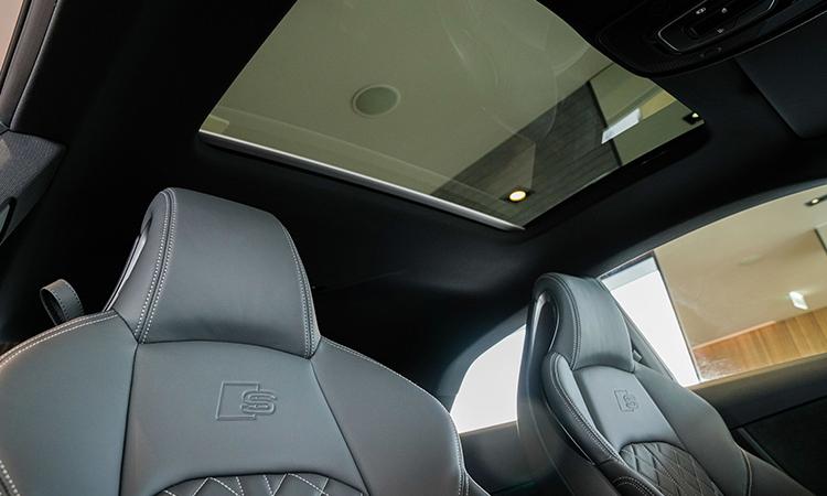 หลังคาซันรูฟ Audi A5 Coupé