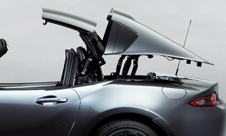 สิ่งที่ Mazda MX-5 RF 2020 แตกต่างจากรุ่น Mazda MX-5