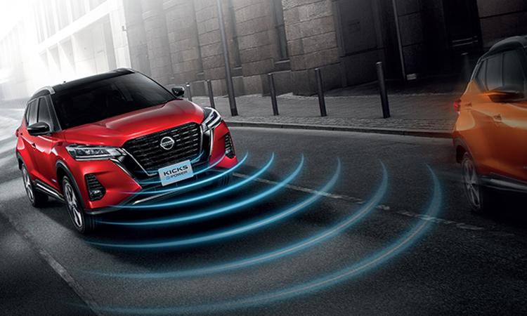 ระบบความปลอดภัย Nissan KICKS e-POWER