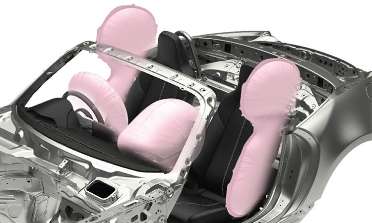 ระบบความปลอดภัย Mazda MX-5 RF 2020