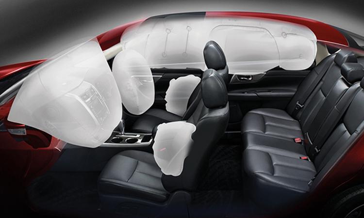 ถุงลมนิระภัย Nissan Teana Minorchange