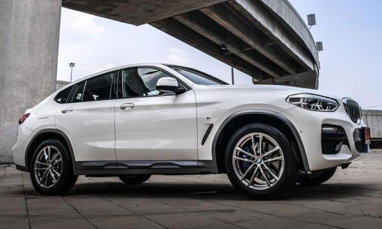 ระบบความปลอดภัย BMW X4 xDrive20d M Sport X