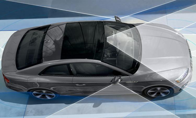 ระบบความปลอดภัย Audi A5 Coupé